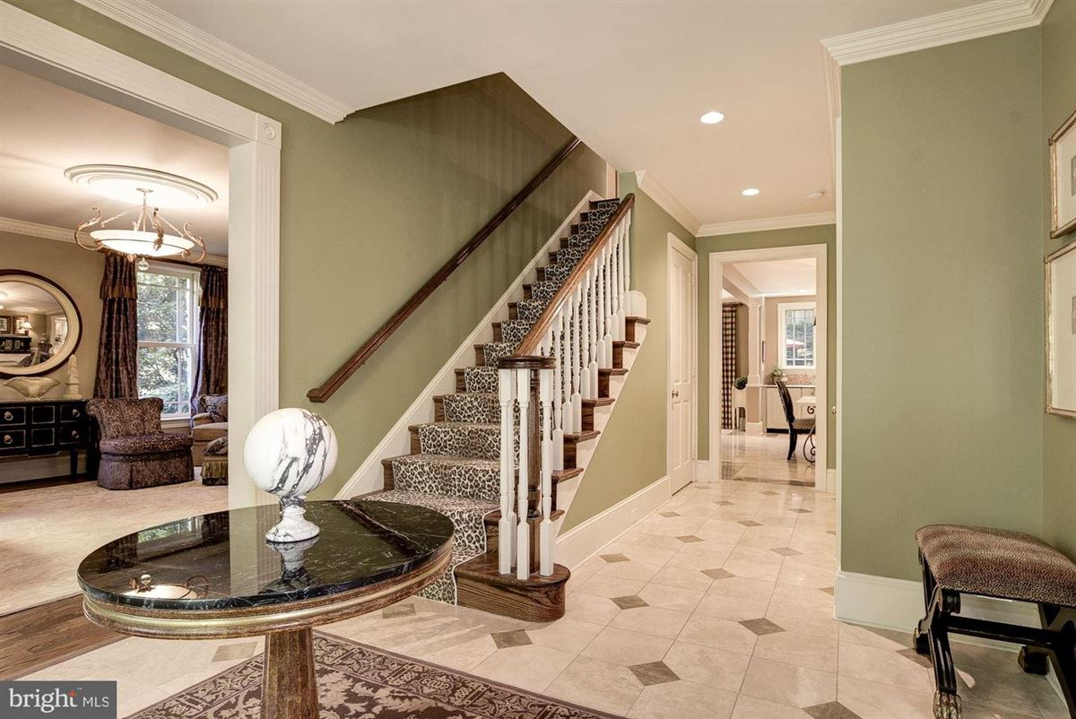 Luxury real estate spectacular custom-built craftsman home