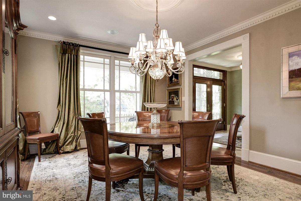 Mansions spectacular custom-built craftsman home