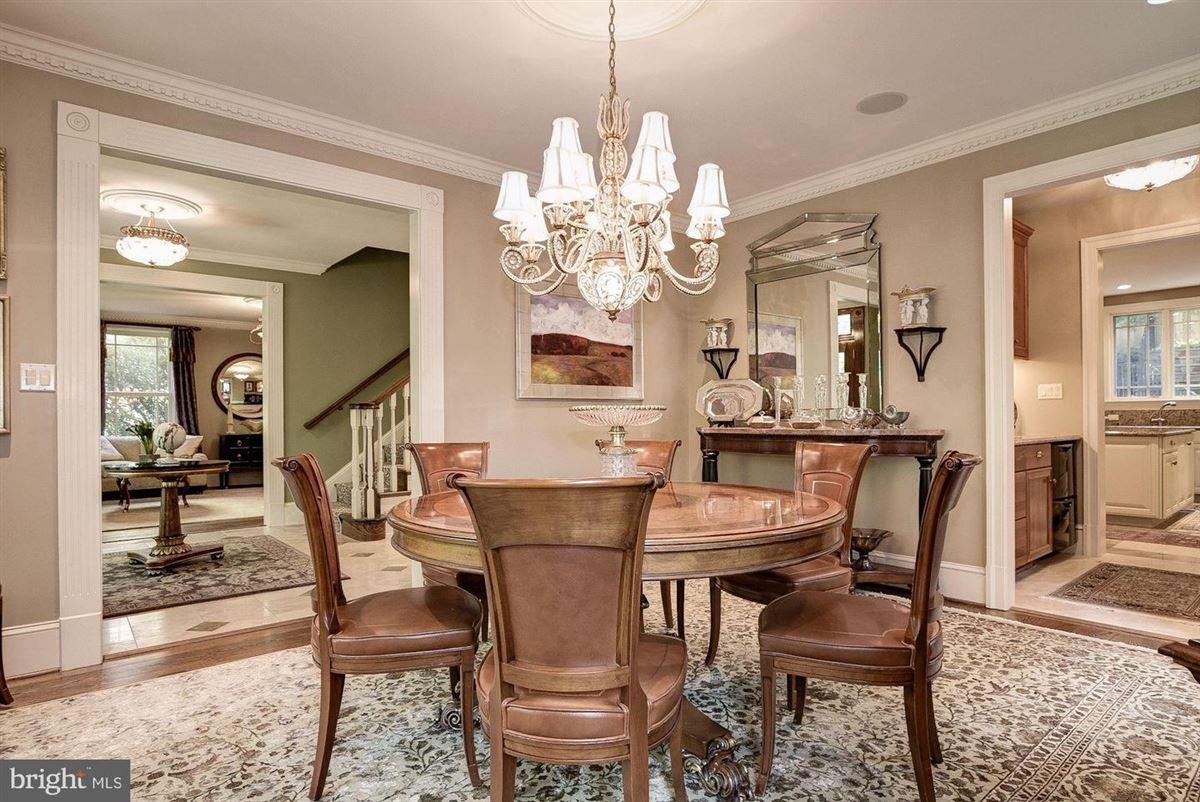 Luxury homes in spectacular custom-built craftsman home