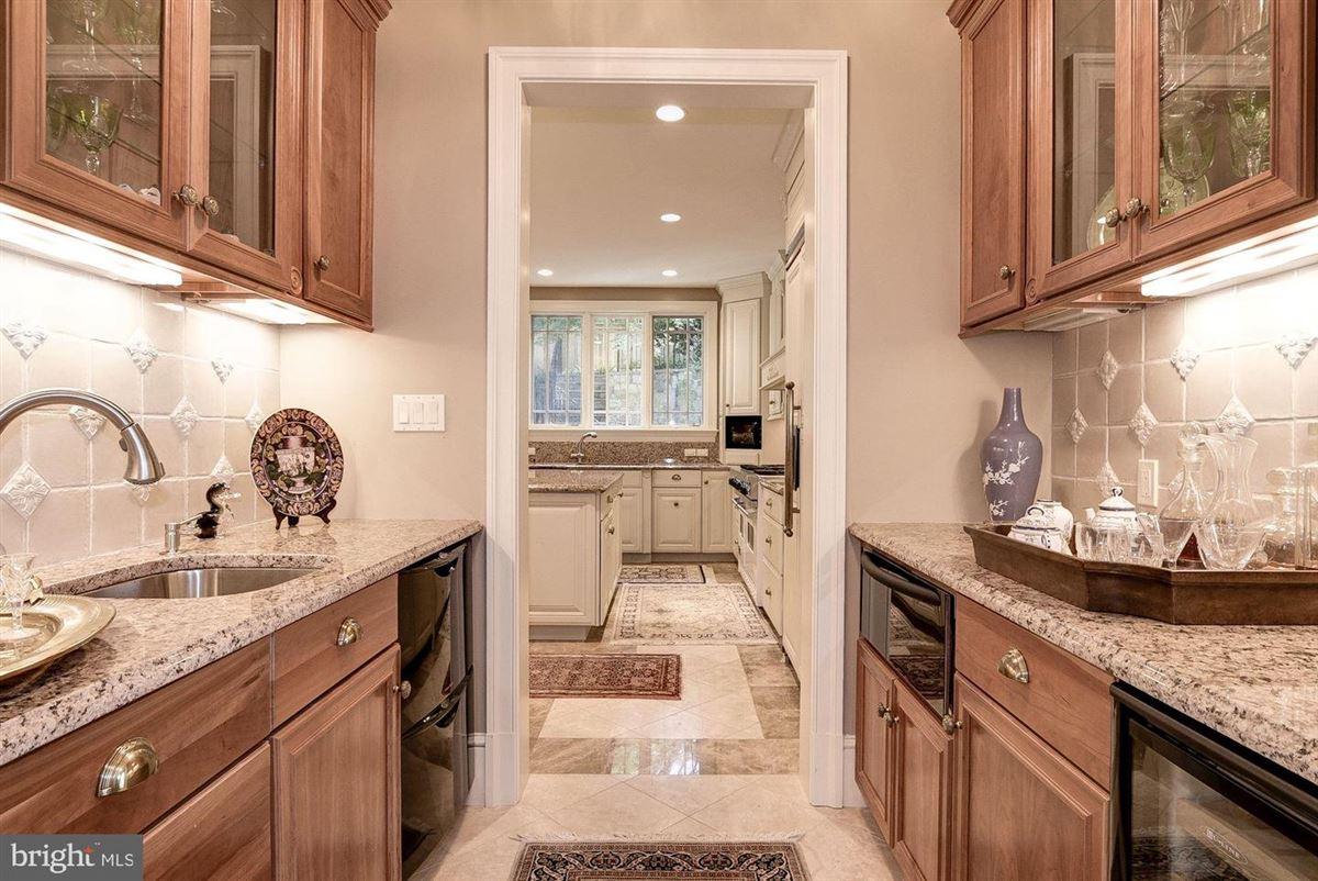 Mansions in spectacular custom-built craftsman home