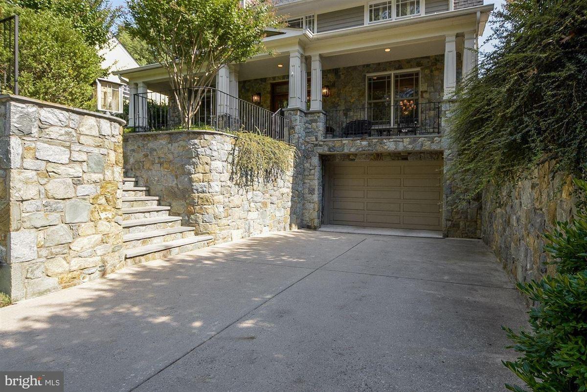 Luxury properties spectacular custom-built craftsman home