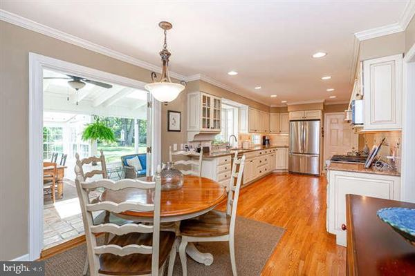 beautiful Colonial in a premier Devon location luxury real estate