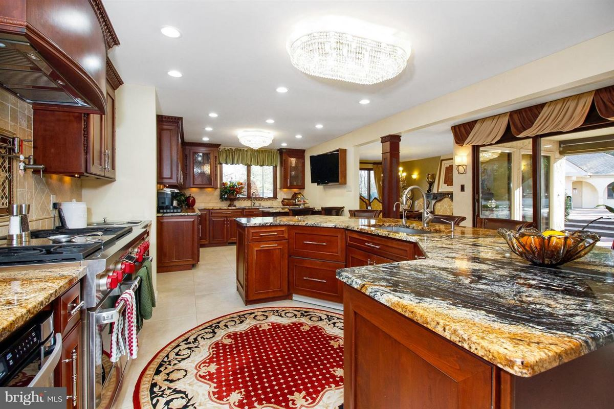 Luxury properties This home has it all