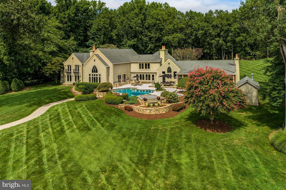 Luxury properties Private waterfront estate