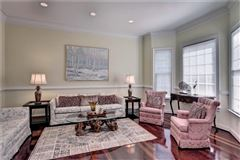 much desired Fords Colony Community luxury homes