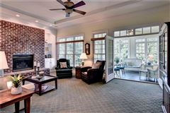 much desired Fords Colony Community luxury real estate