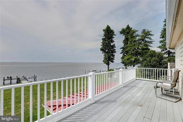 renovated colonial overlooking the bay luxury real estate