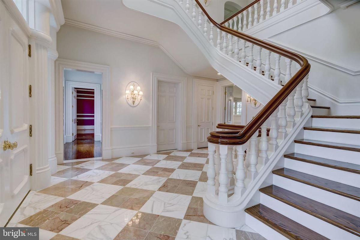 Exquisite custom built brick estate home on 49 acres luxury homes