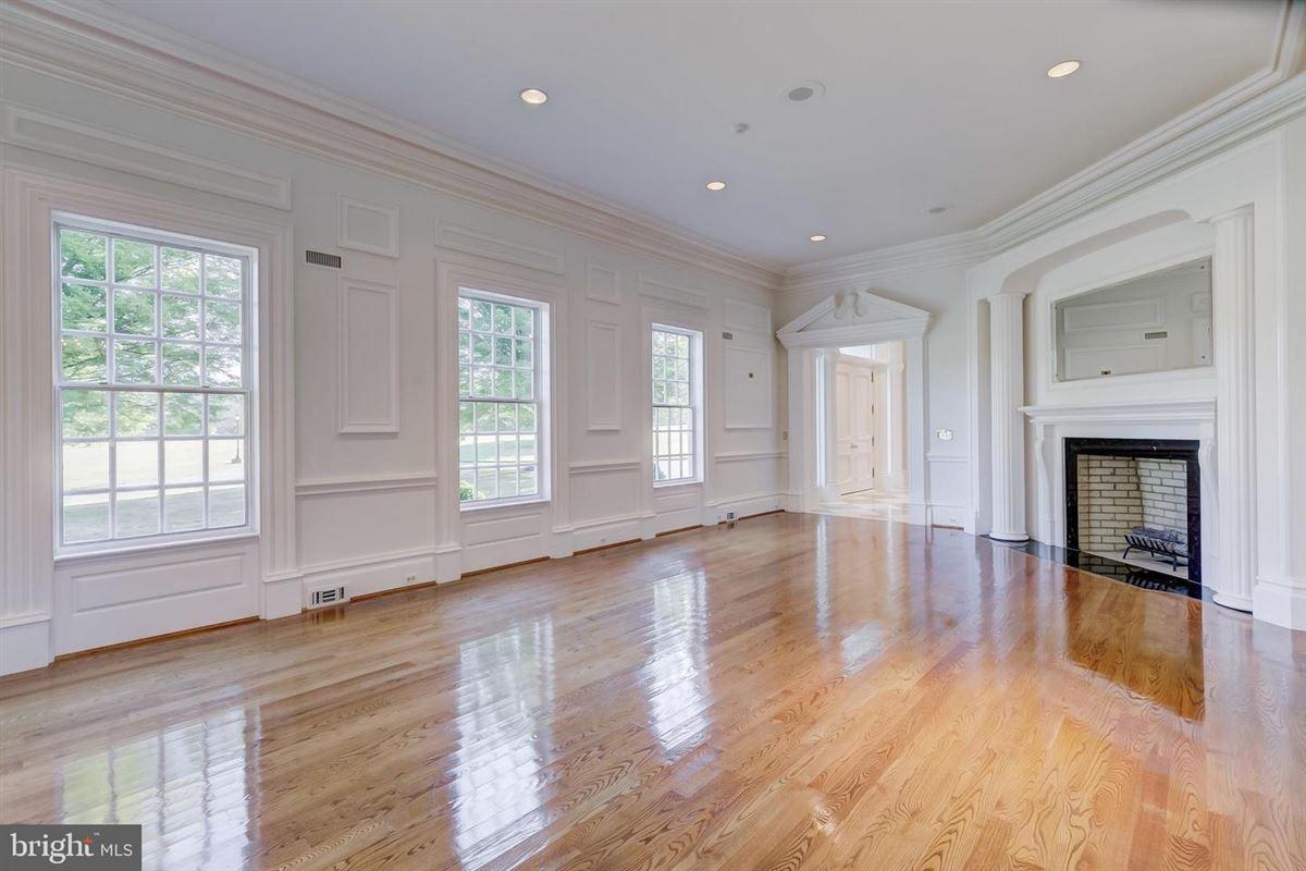 Exquisite custom built brick estate home on 49 acres luxury real estate