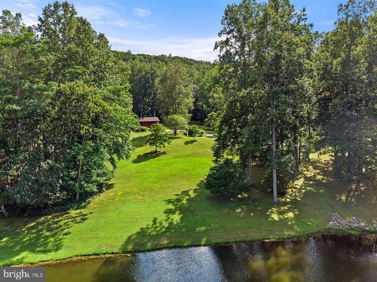 unique 59-acre property mansions