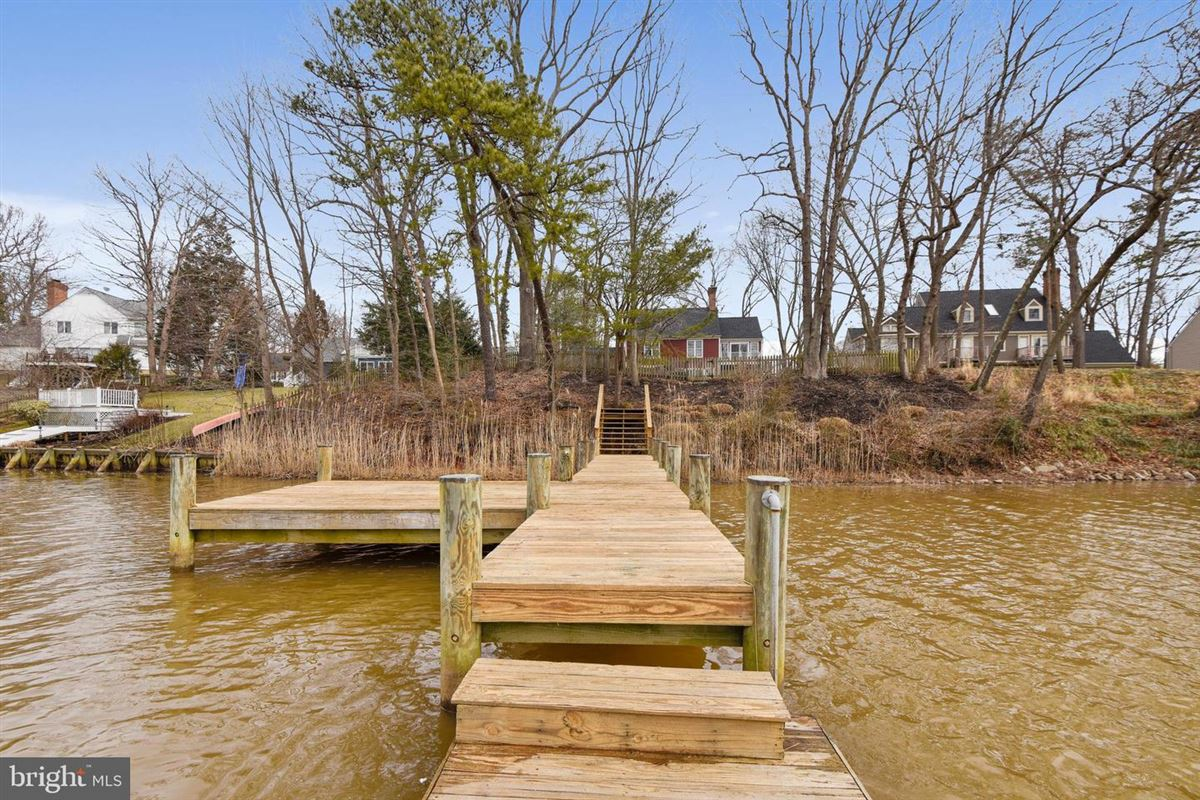 stately Point Field Landing Waterfront luxury real estate