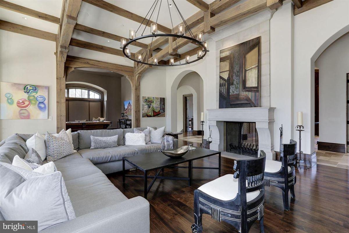 Luxury homes Stunning Aspen inspired custom home