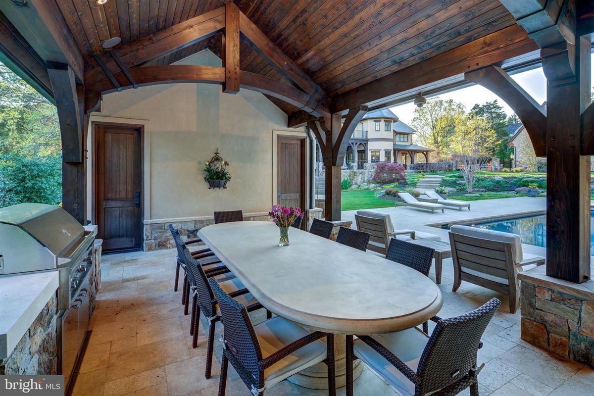 Mansions Stunning Aspen inspired custom home
