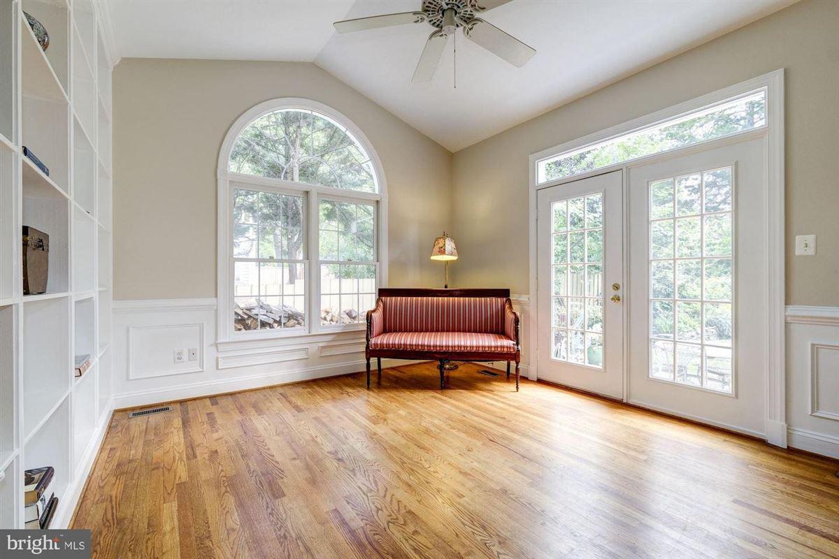 special home in cabin john luxury properties