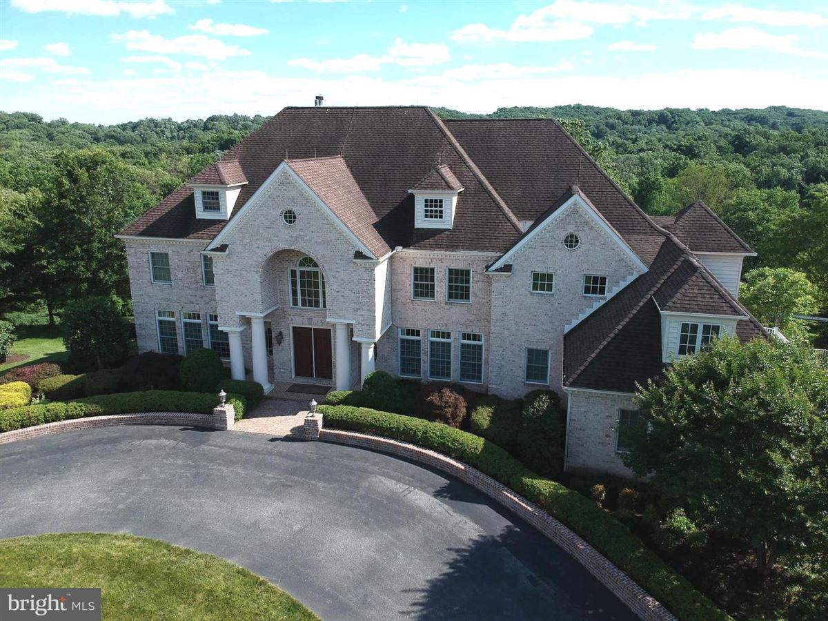 Luxury homes Custom Built home overlooking western run