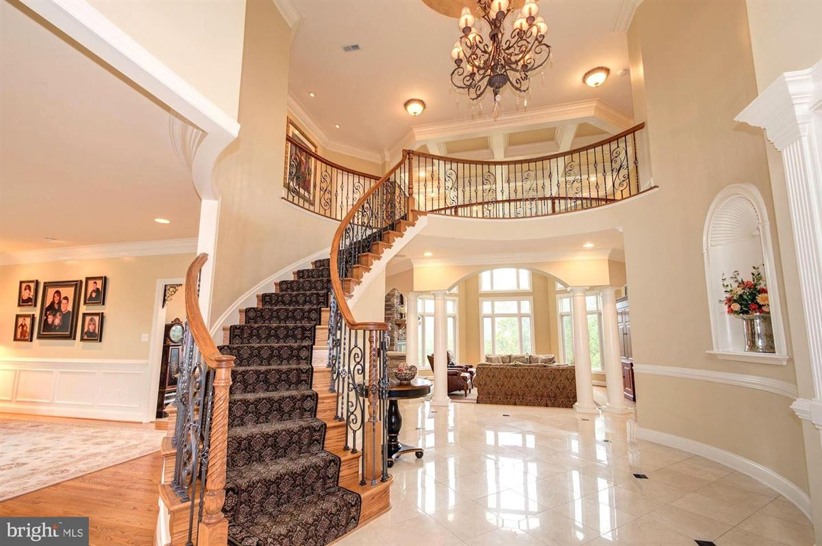 Luxury real estate Custom Built home overlooking western run