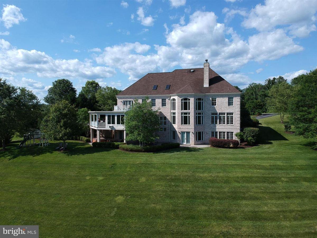 Custom Built home overlooking western run luxury homes