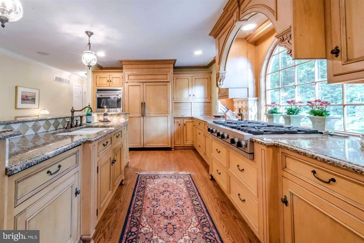 Truly an exceptional home in the heart of ruxton mansions
