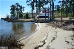 Newly custom built waterfront home on over six acres mansions