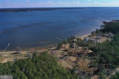 Newly custom built waterfront home on over six acres luxury homes