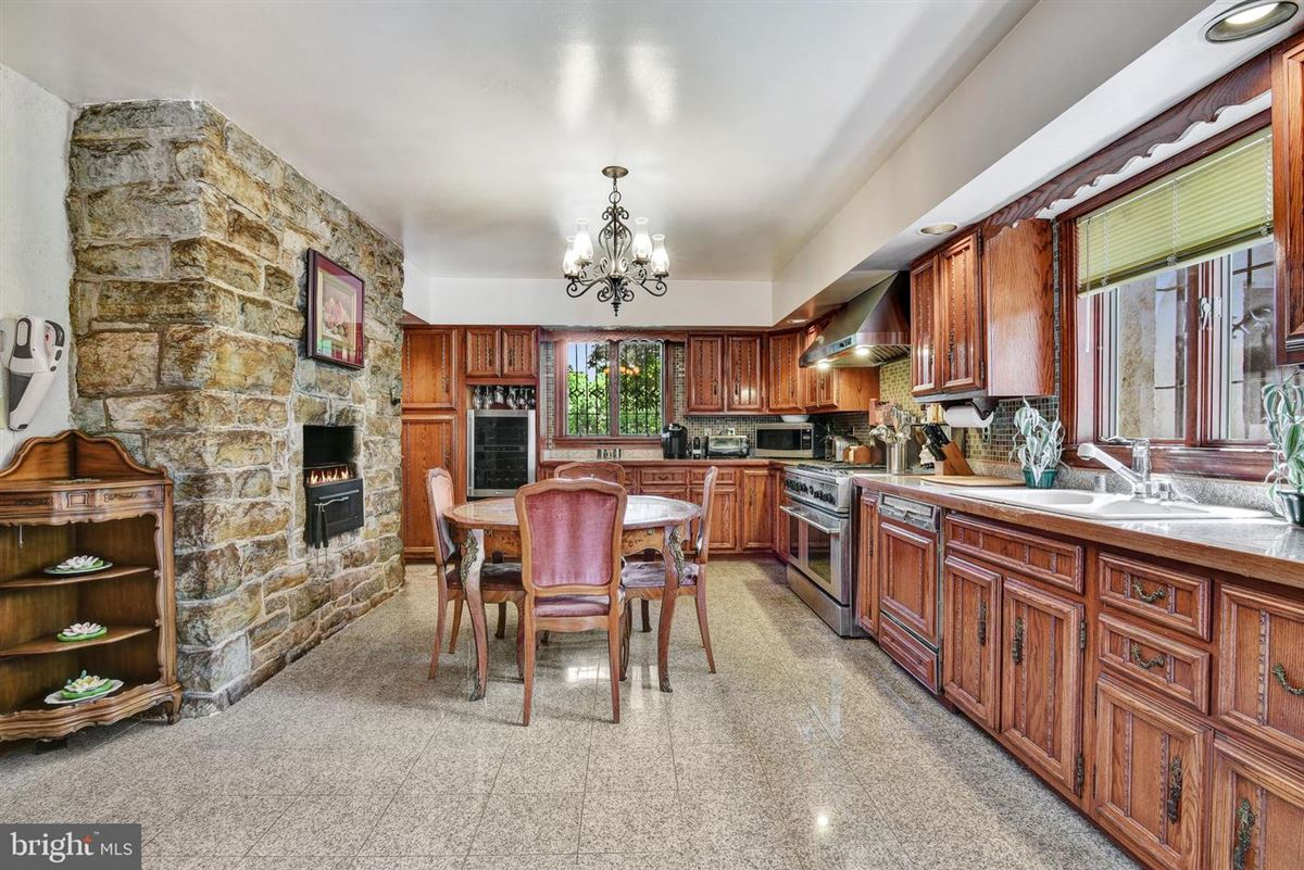 Luxury real estate a perfect location in Towson