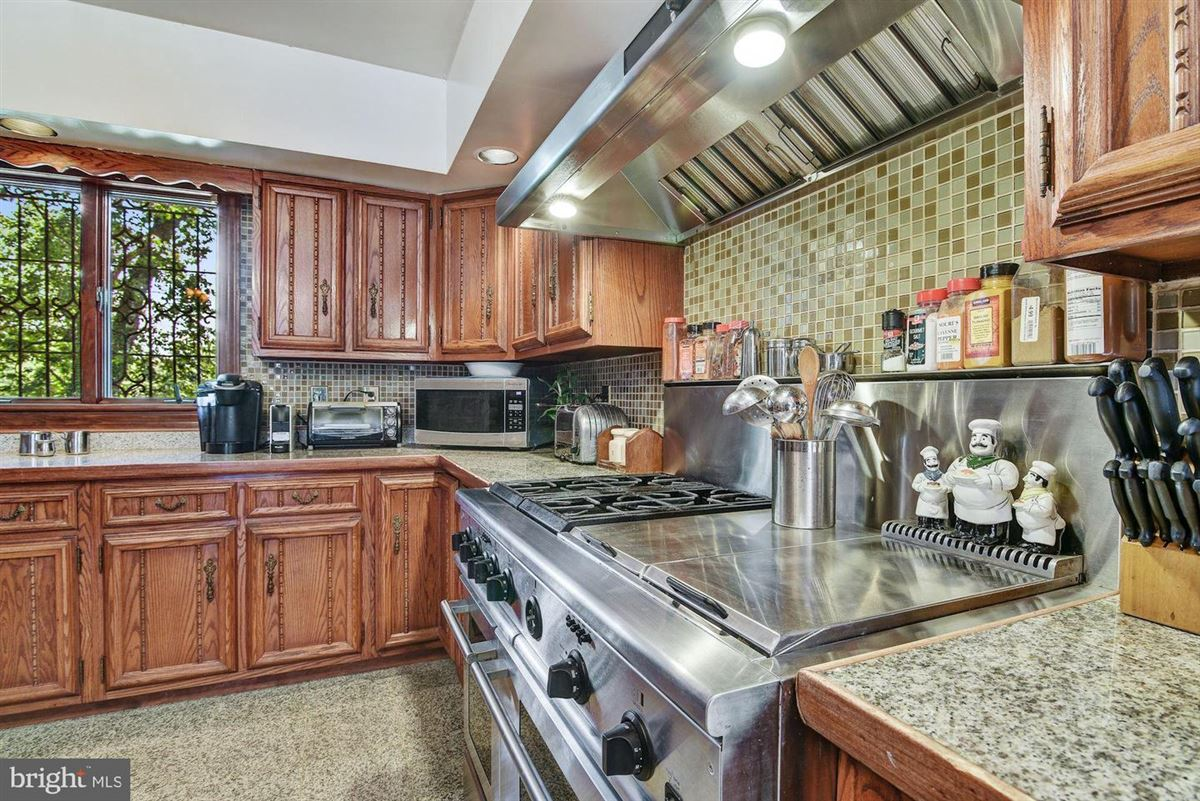Luxury homes in a perfect location in Towson