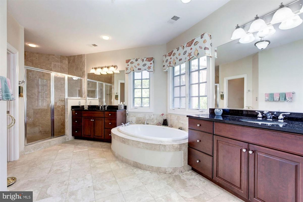 Elegant andSpacious brick colonial in a prime location luxury homes