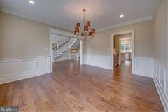 Luxury real estate new luxury home in ambler