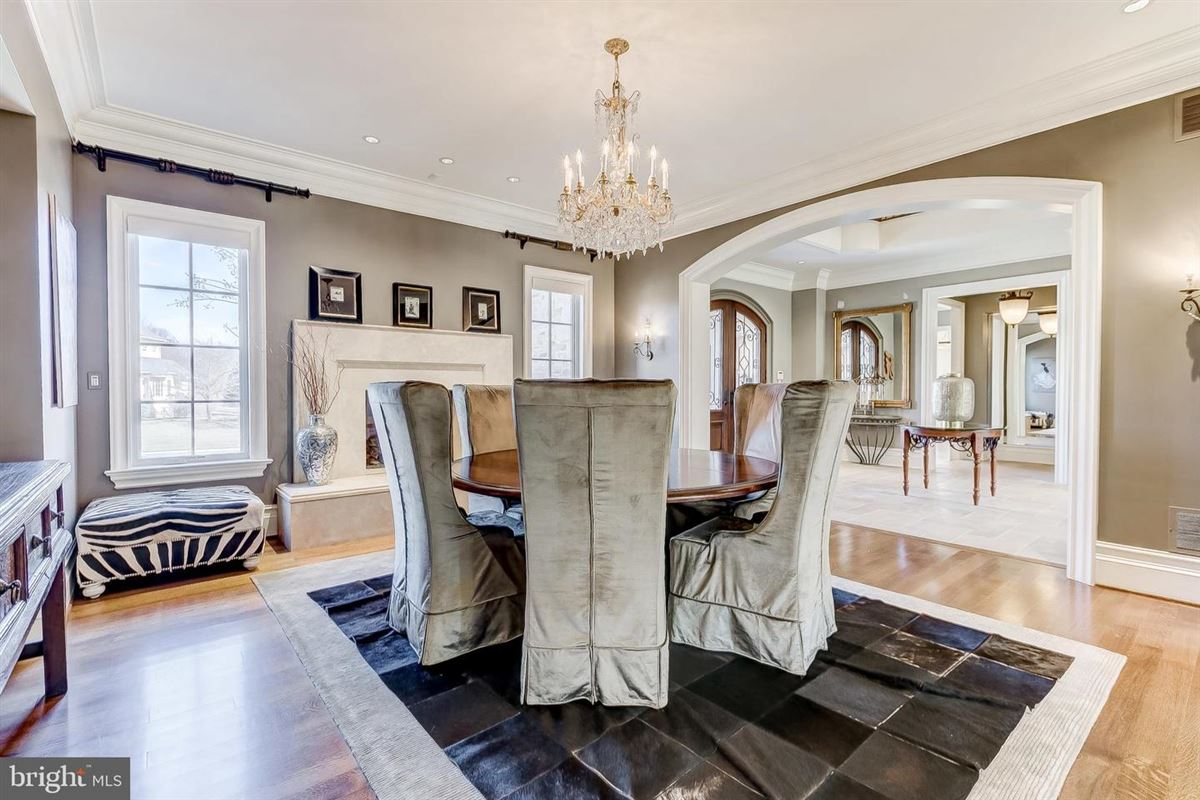 The architectual masterpiece of worthington green luxury real estate