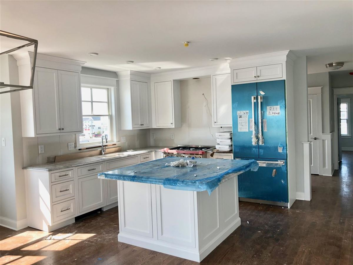 Luxury real estate magnificent new waterfront townhome