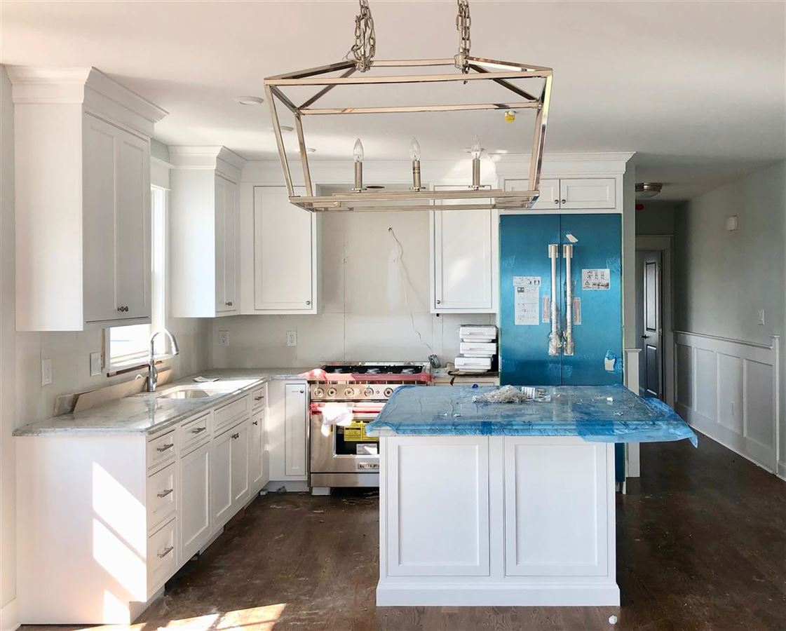 magnificent new waterfront townhome luxury real estate