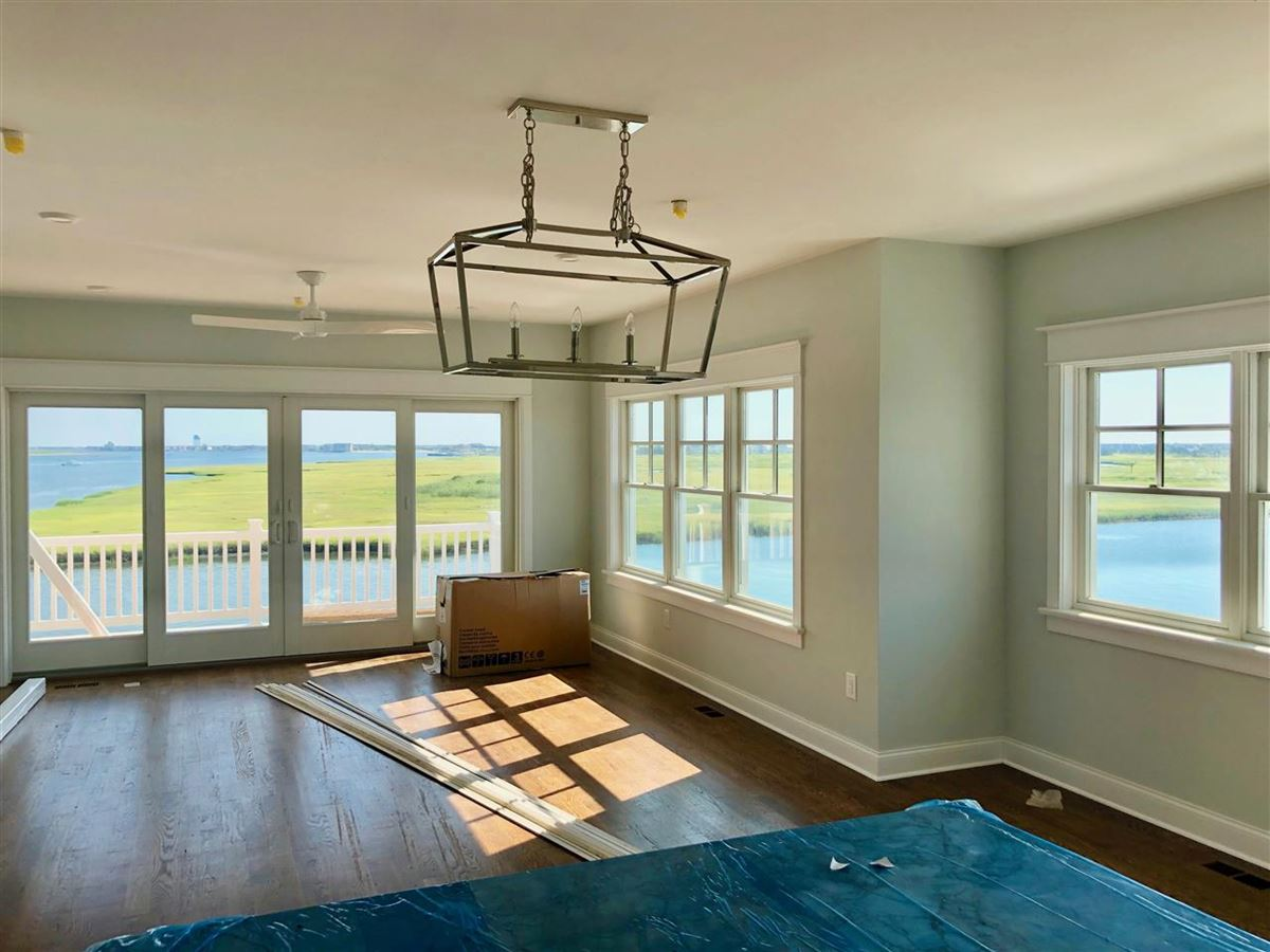 Luxury properties magnificent new waterfront townhome