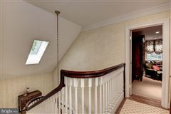 Spectacularly decorated and carefully maintained colonial mansions