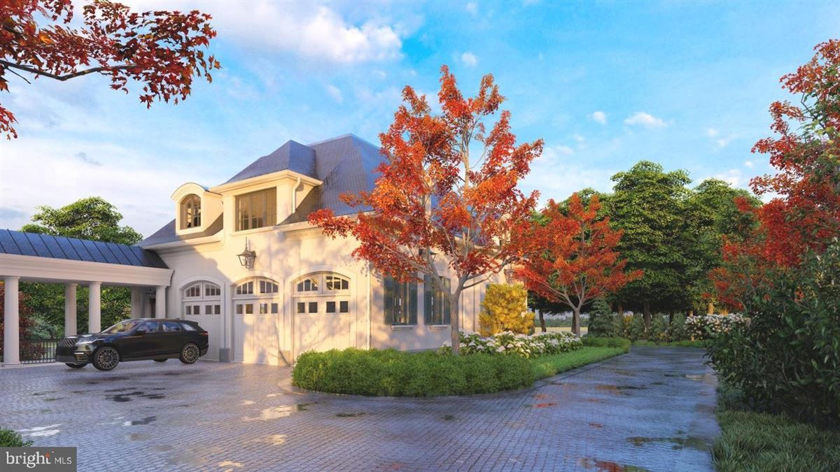 Luxury properties exquisite estate to be built it Ballantrae Farms