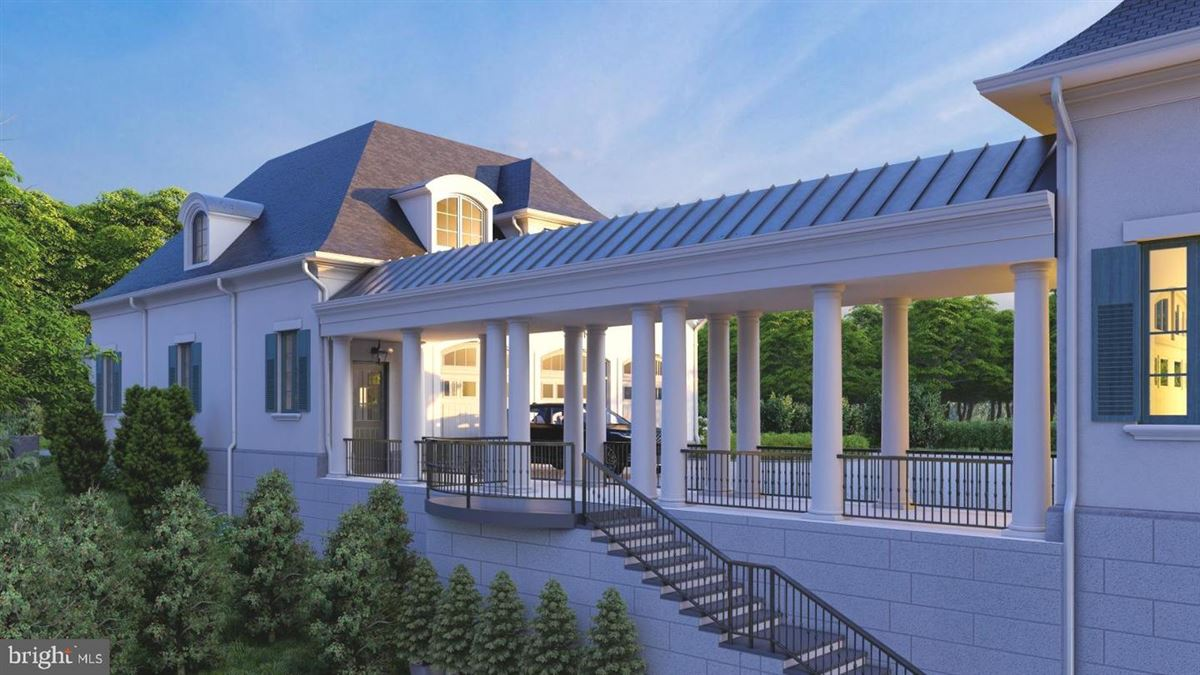 exquisite estate to be built it Ballantrae Farms luxury properties