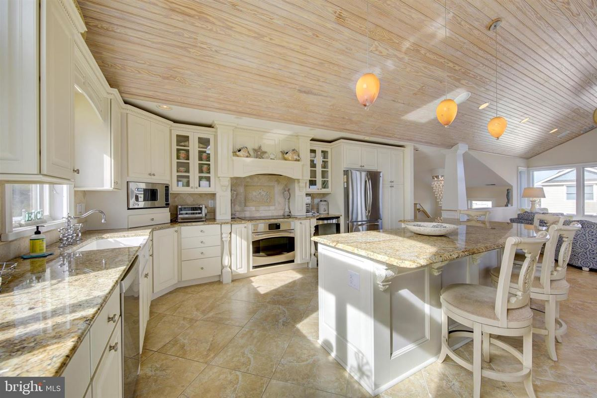 Luxury properties This elegant beach house is located just two lots from the oceanfront