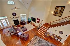 stately executive home in the heart of York County luxury homes