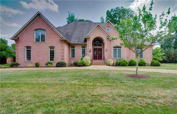 Luxury properties stately executive home in the heart of York County