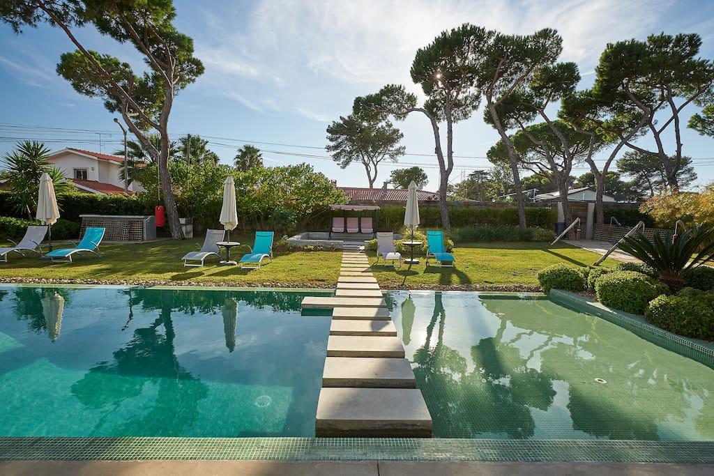 Contemporary Exclusive Property in Cascais luxury real estate
