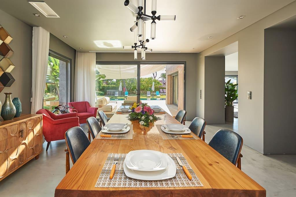 Mansions in Contemporary Exclusive Property in Cascais