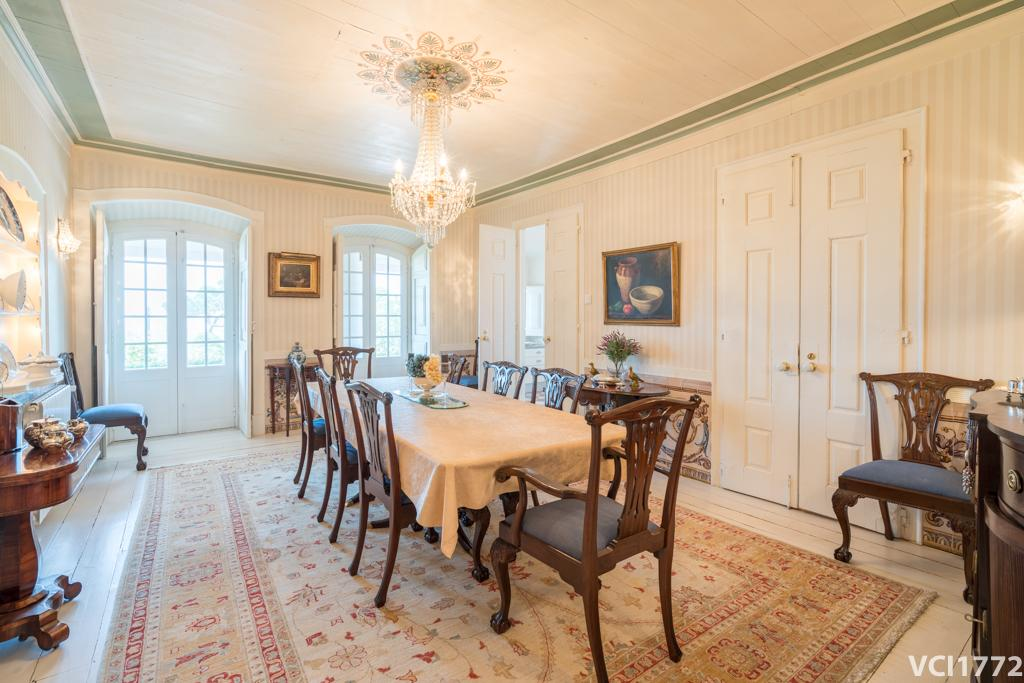 Luxury homes in Magnificent 18th Century Property