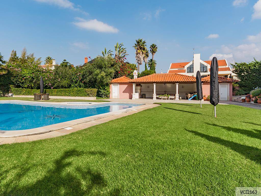 Stunning Villa in Cascais luxury homes
