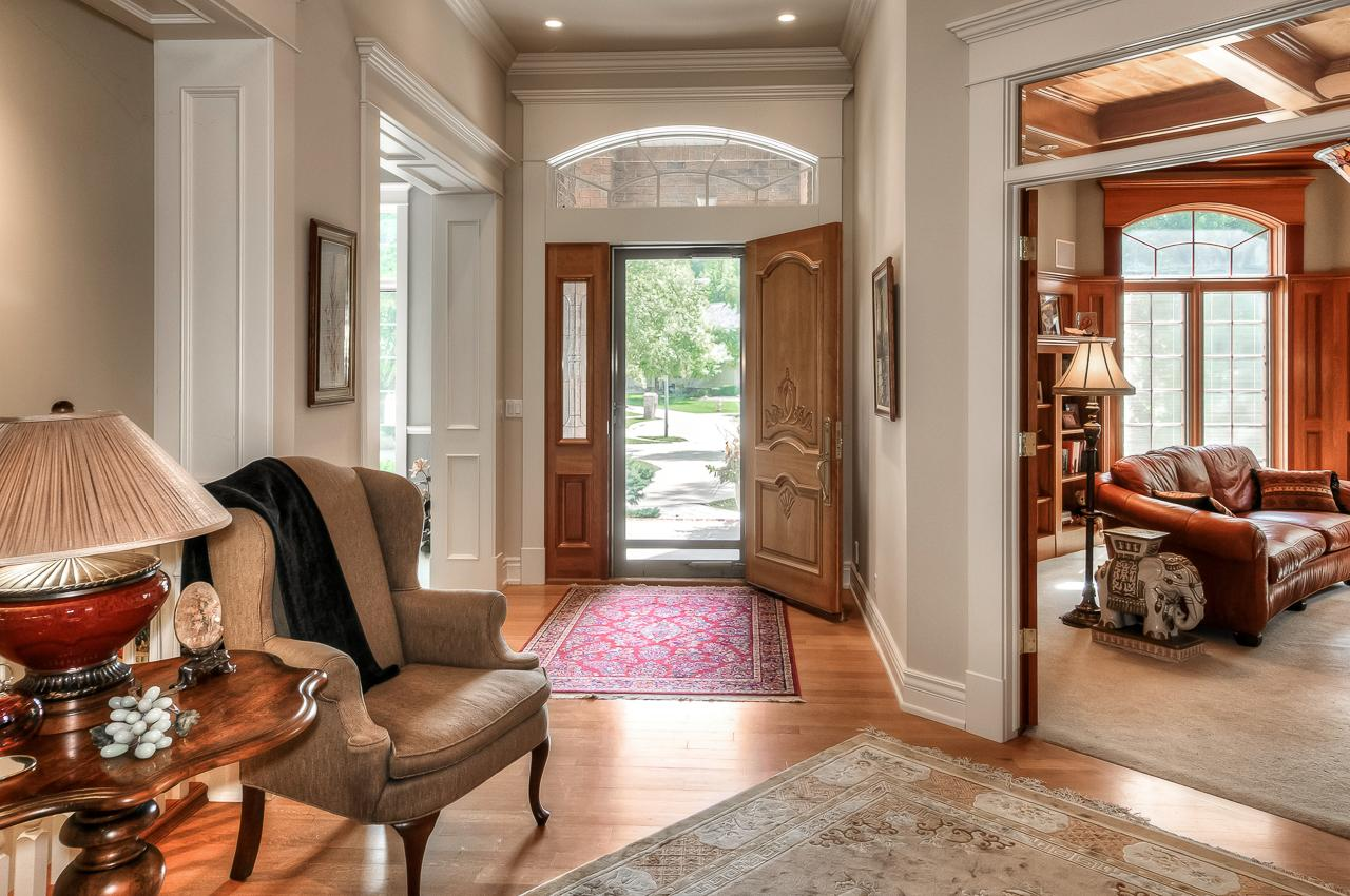 Luxury homes beautifully built ranch with high end finishes