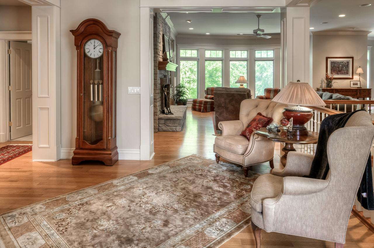 beautifully built ranch with high end finishes luxury real estate