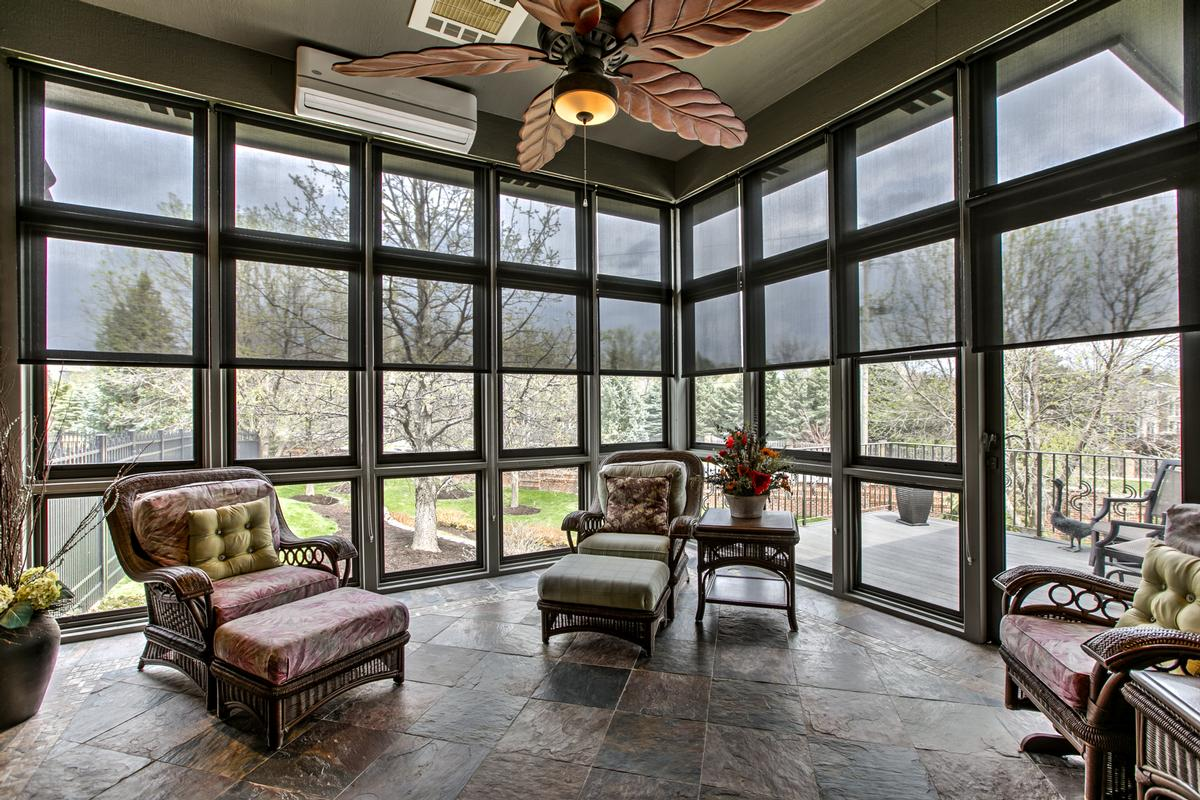 Luxury real estate lovely home with outdoor fireplace and patio