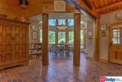 Mansions in AUTHENTIC LOG Home and Guest Lodge