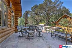AUTHENTIC LOG Home and Guest Lodge luxury properties