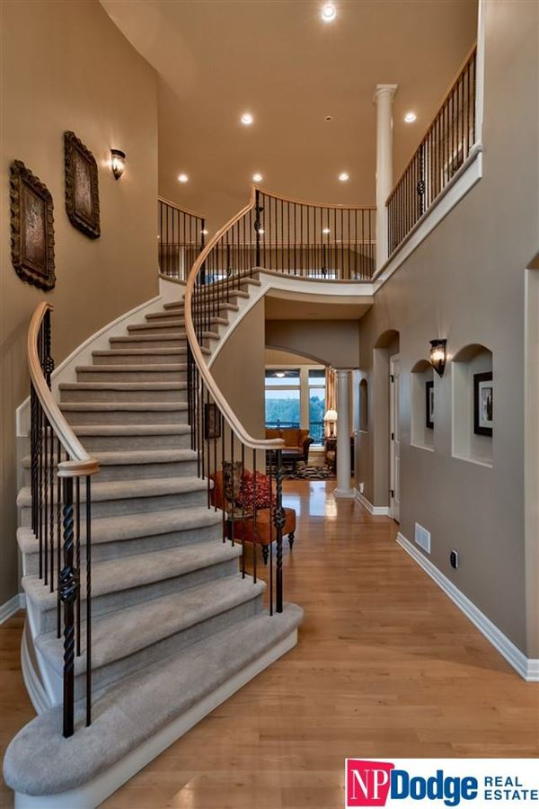 Mansions in spectacular luxurious custom-built home on gorgeous acres