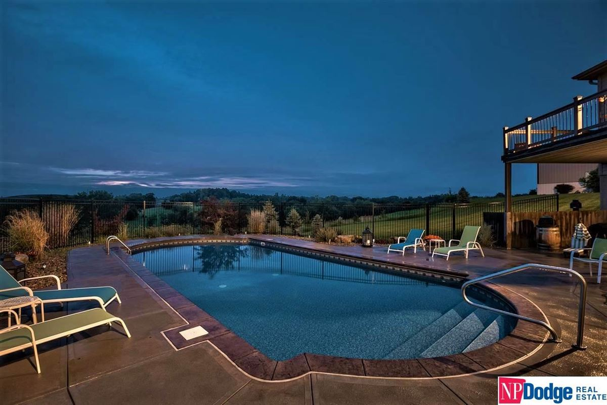 Luxury homes in spectacular luxurious custom-built home on gorgeous acres