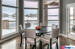 be mesmerized by the expansive lake views luxury homes